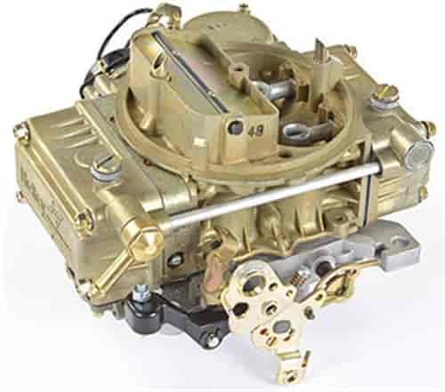 Holley 390 cfm Carburetor Electric Choke