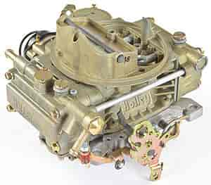 Holley 0-80452               - Holley 600cfm Street-Legal 4-bbl Carburetors