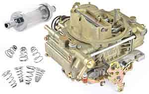 Holley 0-80452K              - Holley 600cfm Street-Legal 4-bbl Carburetors