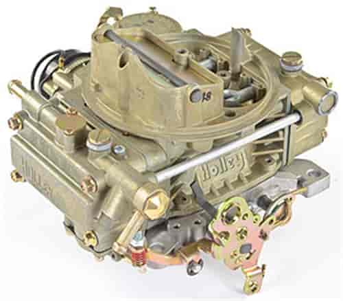 Holley 0-80453               - Holley 600cfm Street-Legal 4-bbl Carburetors