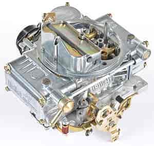 Holley 0 80457S 600 Cfm Four Barrel Carburetor With Electric Choke