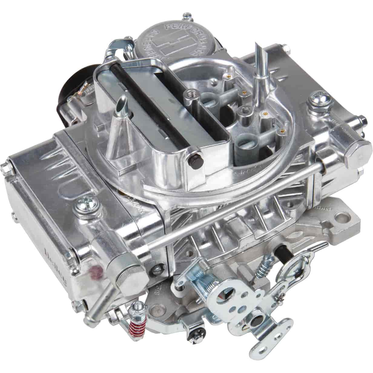 Holley 0-80457SA - Holley 600 cfm Aluminum Street Carburetors