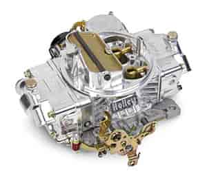 Holley 0-80458SA - Holley 600 cfm Aluminum Street Carburetors