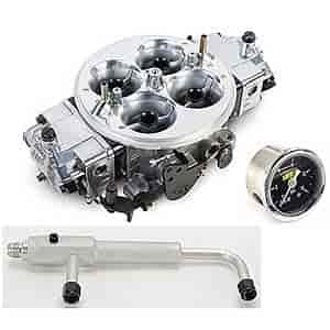 Holley 0-80532-3BKK - Holley Ultra Dominator Aluminum Carburetors