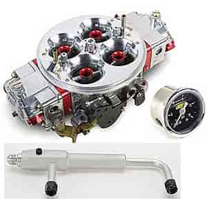 Holley 0-80532-3RDK - Holley Ultra Dominator Aluminum Carburetors