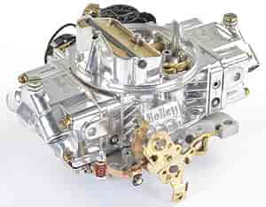 Holley 0-83670 - Holley Aluminum Street Avenger Carburetors
