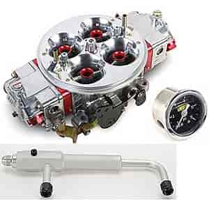 Holley 0-8896-3RDK - Holley Ultra Dominator Aluminum Carburetors