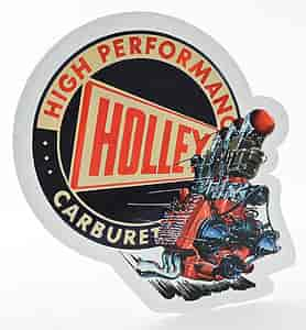 Holley 10003 - Holley High Performance Brands Metal Garage Signs