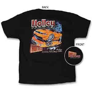 Holley 10013-XXXL - Holley Rebirth of An American Icon (Mustang) T-Shirt