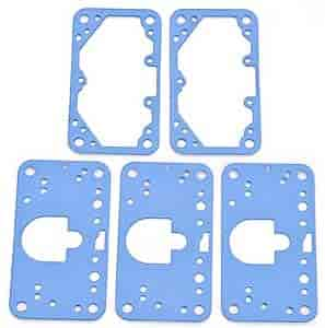 Holley 108-203 - Holley Non-Stick Metering Block and Fuel Bowl Gaskets