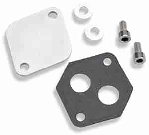 Holley 112-560 - Holley Ford IAC Block-Off Plate