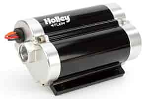 Holley 12-1400 - Holley Dominator In-Line Billet Fuel Pumps