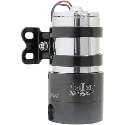 Holley 12-150 - Holley HP 125 / HP 150 Electric Fuel Pumps
