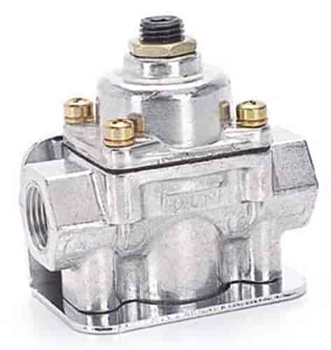 Holley 12-803BP - Holley 2-Port Bypass Style Fuel Pressure Regulator