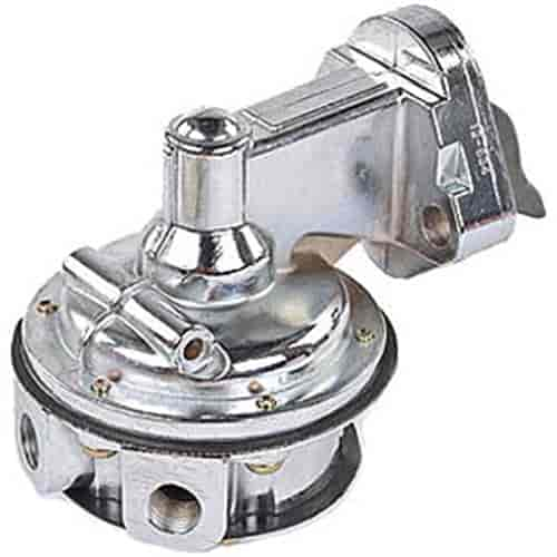 Holley 12-834 - Holley Chrome High Output Fuel Pumps
