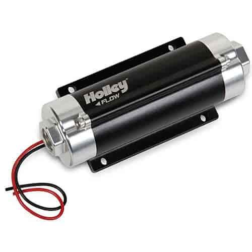 Holley 12-890 - Holley HP In-Line Billet Fuel Pumps