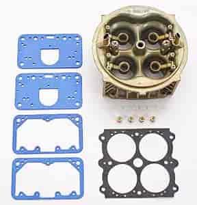 Holley Hp Main Body Up-Grade Retro Fit Kit Aluminum 850