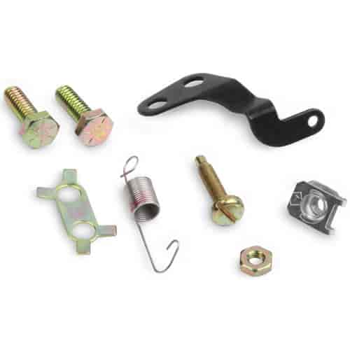 Holley 20-91 - Holley Throttle, Kickdown, TV Cable Brackets and Levers