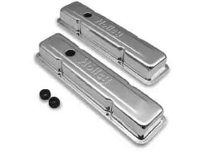 Holley 241-80 - Holley Custom Valve Covers