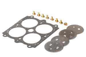 Holley 26-96 - Holley Throttle Plate Kits