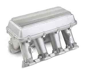 Holley 300-118 - Holley LS Modular High-Ram Intake Manifolds - Carbureted