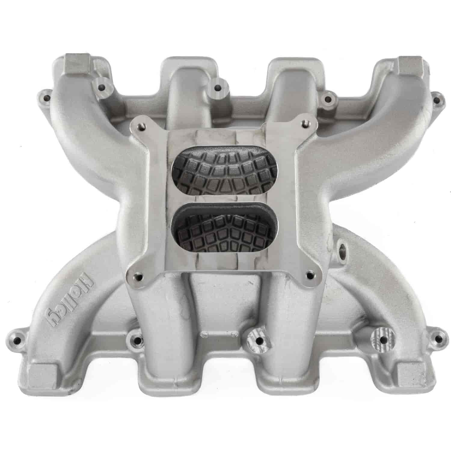 Holley 300 129 Dual Plane Mid Rise Intake Manifold GM LS3 L92
