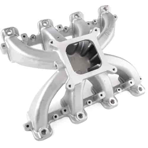 Holley 300-137 Single Plane Mid-Rise EFI Intake Manifold
