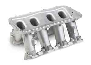 Holley 300-213 - Holley LS Modular High-Ram Intake Manifolds - Carbureted