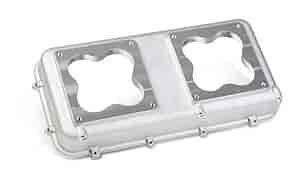 Holley 300-223 - Holley LS Modular High-Ram Intake Manifolds - Carbureted