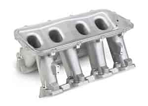 Holley 300-226 - Holley LS Modular High-Ram Intake Manifolds - Carbureted