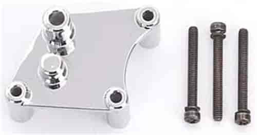 Holley 34-506 - Holley Chrome Fast Idle Cam Plate