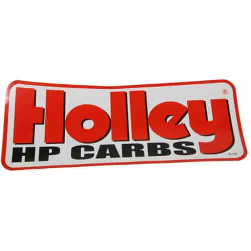Holley 36-255 - Holley Banners & Decals