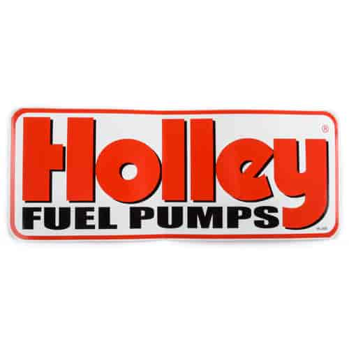 Holley 36-258 - Holley Banners & Decals