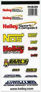 Holley 36-326 - Holley Banners & Decals