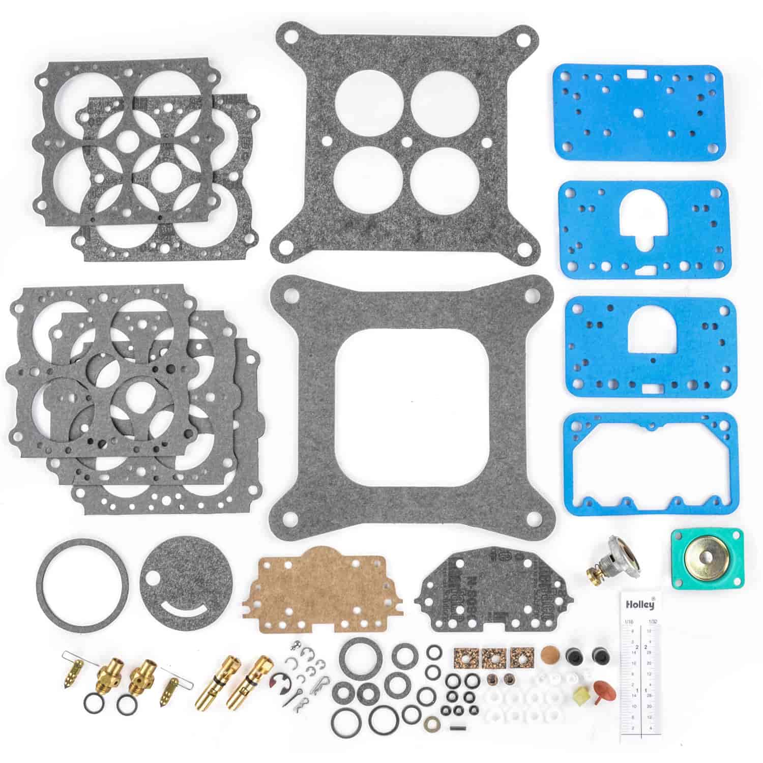 Holley 37-119 - Holley Carburetor Rebuild Kits
