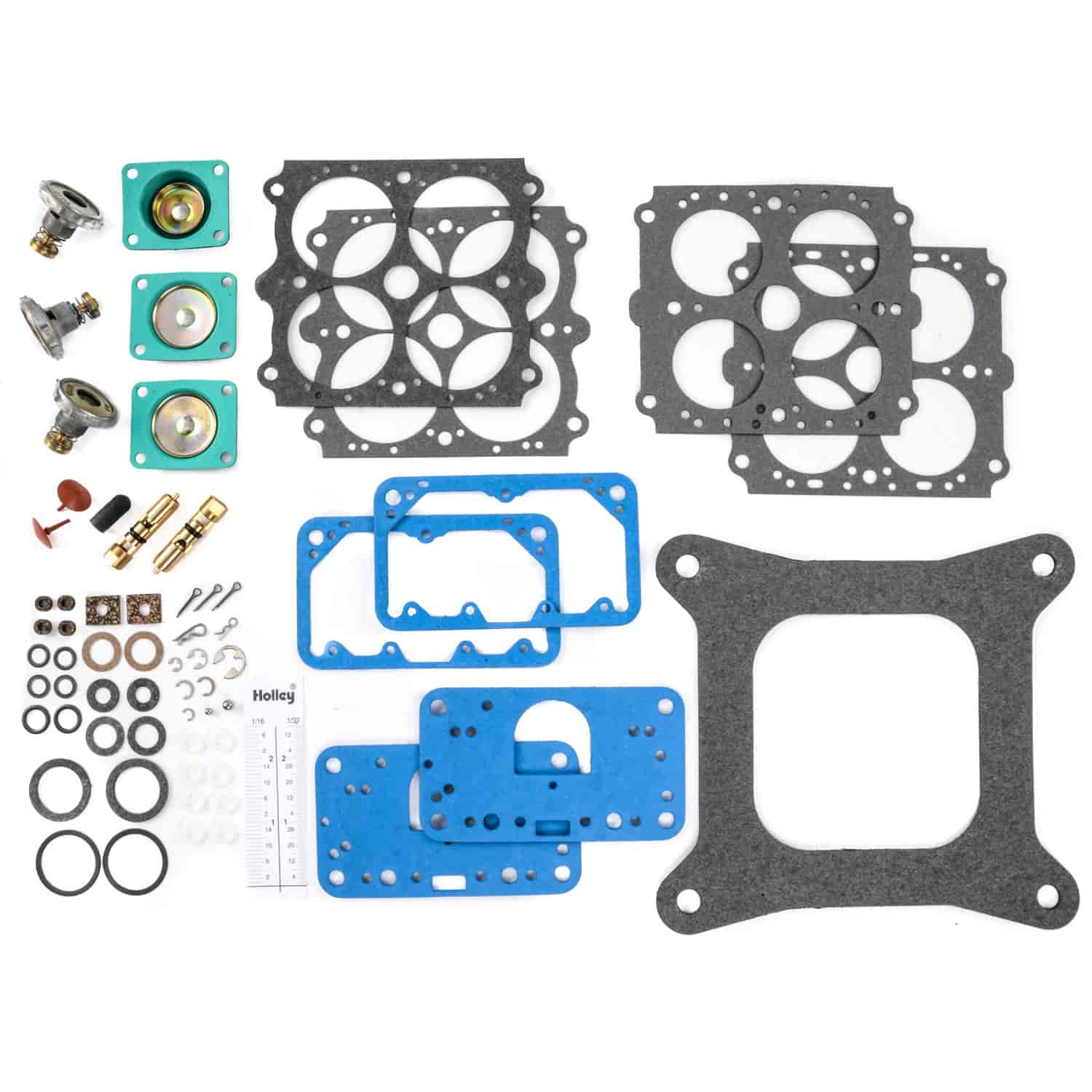 Holley 37-485 - Holley Carburetor Rebuild Kits