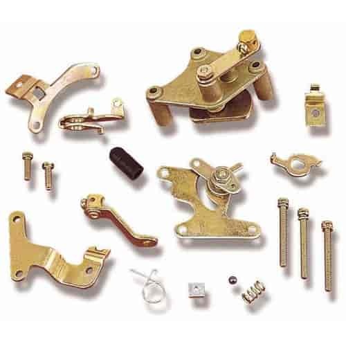 Holley 45-225 - Holley Manual Choke Conversion Kit