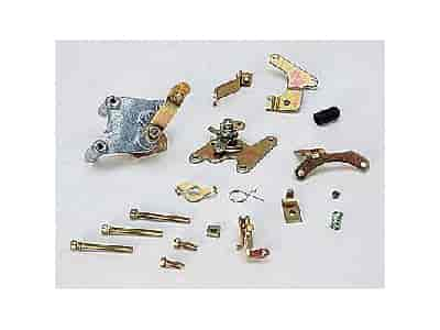 Holley 45-225S - Holley Manual Choke Conversion Kit