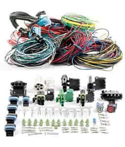 holley 534 143 commander 950 main wiring harness for 510. Black Bedroom Furniture Sets. Home Design Ideas