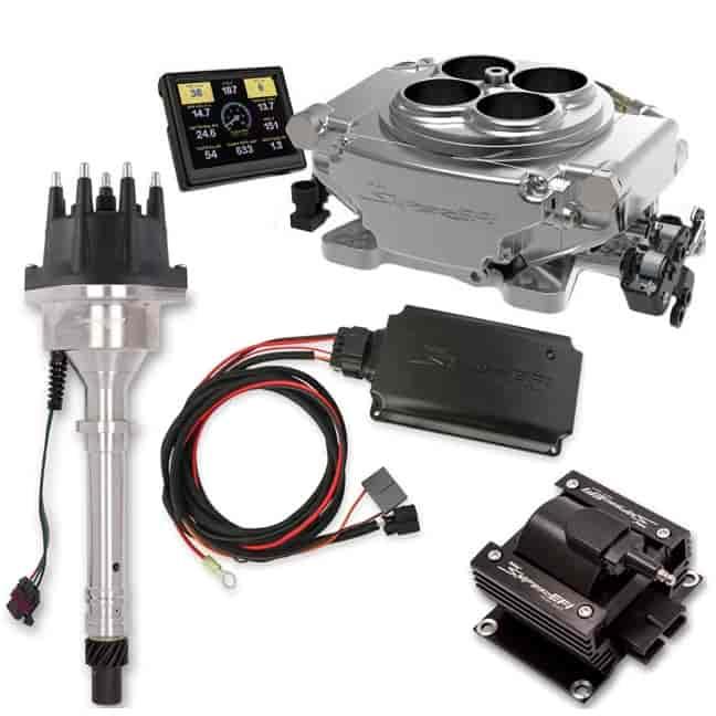 Holley Sniper EFI Self-Tuning HyperSpark Kit