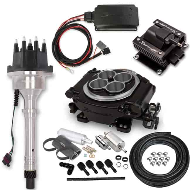 Holley Sniper EFI Self-Tuning HyperSpark Master Kit