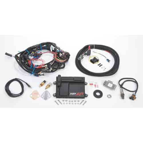 Holley 550-600 - Holley HP EFI 4bbl Throttle Body Fuel Injection Systems