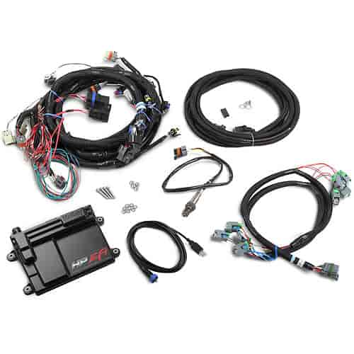 Holley 550-603 - Holley HP EFI 4bbl Throttle Body Fuel Injection Systems