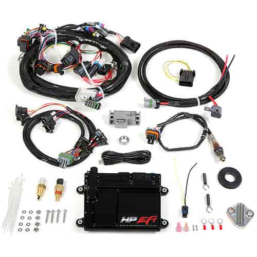 Holley 550-604 - Holley HP EFI 4bbl Throttle Body Fuel Injection Systems