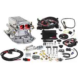 Holley 550-825 - Holley HP EFI 4bbl Multi Point Fuel Injection Systems