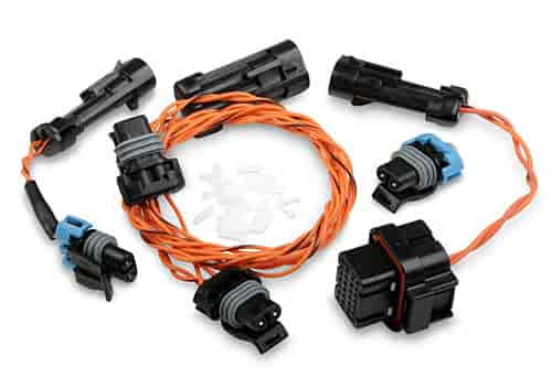 holley 558 412 fuel injection wire harness kit can2. Black Bedroom Furniture Sets. Home Design Ideas