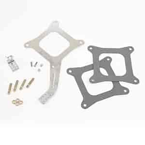 Holley 717-5 - Holley Throttle, Kickdown, TV Cable Brackets and Levers