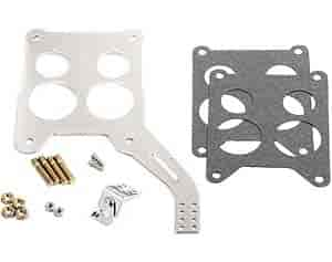 Holley 717-6 - Holley Throttle, Kickdown, TV Cable Brackets and Levers