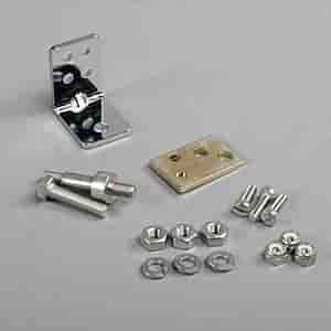 Holley 717-7 - Holley Throttle, Kickdown, TV Cable Brackets and Levers