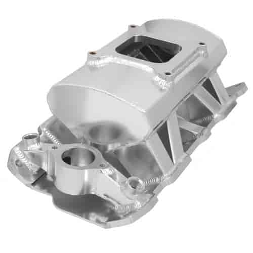 Holley 835161 Sniper Carbureted Fabricated Intake